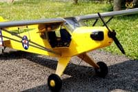 VQ  PIPER J-3 CUB (US ARMY) 63.7IN  ARF VQA119